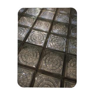 Palacio de Communicaciones, glass flooring Magnet