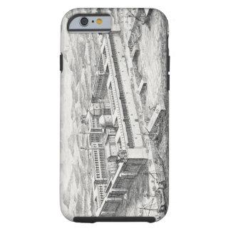 Palacio de Diocletian (245-313), fractura, Funda Resistente iPhone 6