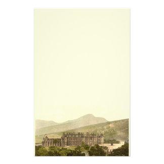 Palacio de Holyrood, Edimburgo, Escocia Papelería Personalizada