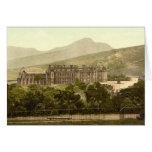 Palacio de Holyrood, Edimburgo, Escocia Felicitación
