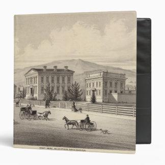 Palacio de Justicia, cárcel, oficinas