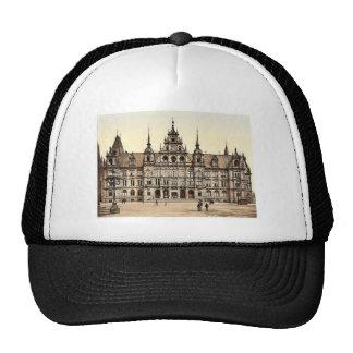 Palacio de Justicia, clas de Wiesbaden, Hesse-Nass Gorras De Camionero