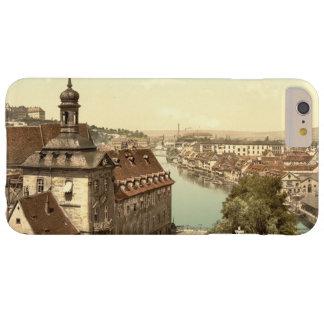 Palacio de Justicia de Bamberg, Baviera, Alemania Funda Barely There iPhone 6 Plus