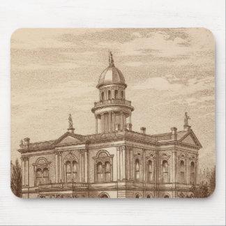 Palacio de Justicia del condado de Tulare Alfombrilla De Ratones