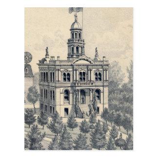 Palacio de Justicia, Fresno Tarjetas Postales