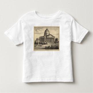 Palacio de Justicia, Santa Clara Co Camiseta