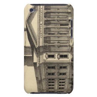 Palacio de Justicia, Santa Clara Co iPod Touch Case-Mate Carcasa