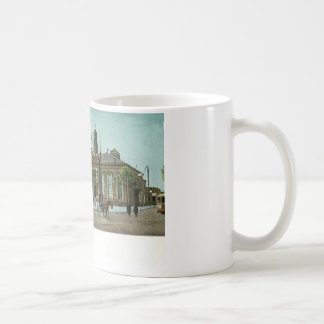Palacio de Justicia viejo, Newark, vintage de NJ Taza De Café