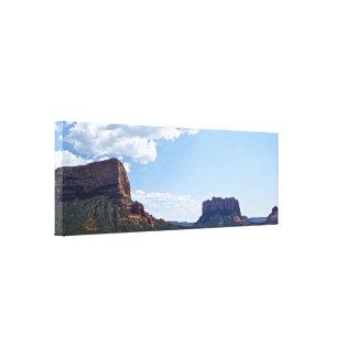 Palacio de Justicia y roca Sedona de Bell Lienzo Envuelto Para Galerías