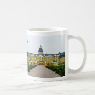 Palacio de Karlsruhe Taza De Café