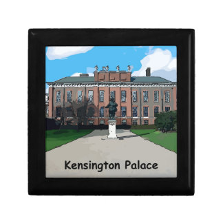 Palacio de Kensington Cajas De Recuerdo