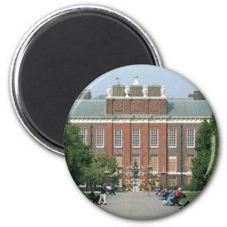 Palacio de Kensington Imán Redondo 5 Cm