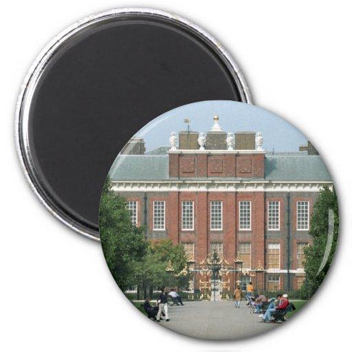 Palacio de Kensington Imanes Para Frigoríficos