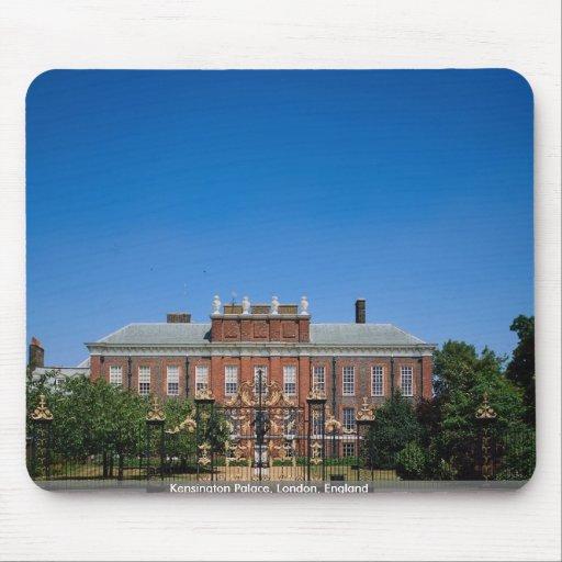 Palacio de Kensington, Londres, Inglaterra Alfombrillas De Ratón