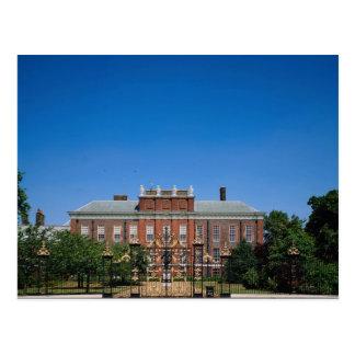 Palacio de Kensington, Londres, Inglaterra Tarjetas Postales