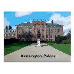 Palacio de Kensington Postal