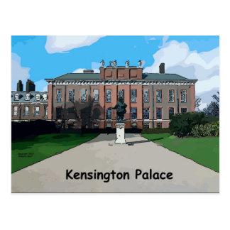Palacio de Kensington Postales