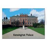 Palacio de Kensington Tarjeta De Felicitación