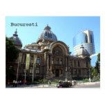 Palacio de la CCE en Bucarest Postal