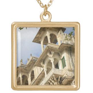 Palacio de la ciudad, Udaipur, Rajasthán, la India Joyerias