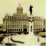 Palacio de La Habana Scuplture Fotoescultura Vertical