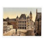 Palacio de la justicia, Bremen, Alemania Pho magní Tarjetas Postales