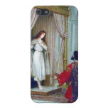 Palacio de la mujer joven del rey iPhone 5 cárcasa