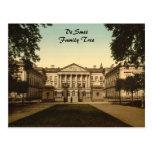 Palacio de la nación, Bruselas, Bélgica Postales