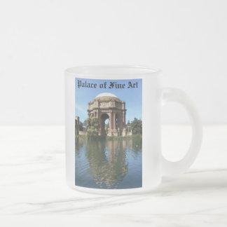 Palacio de la taza de la bella arte