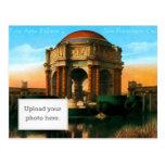 Palacio de las bellas arte tarjeta postal