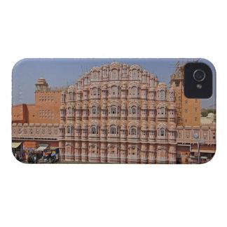 Palacio de los vientos (Hawa Mahal), Jaipur, la iPhone 4 Case-Mate Coberturas