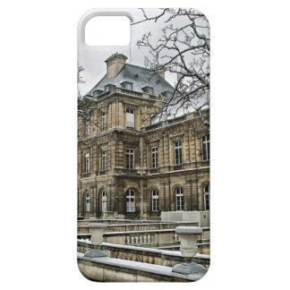 Palacio de Luxemburgo - el asiento del senado iPhone 5 Carcasa