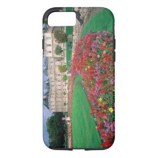 Palacio de Luxemburgo en París, Francia Funda iPhone 7