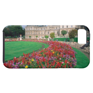 Palacio de Luxemburgo en París, Francia Funda Para iPhone SE/5/5s