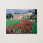 Palacio de Luxemburgo en París, Francia Puzzles