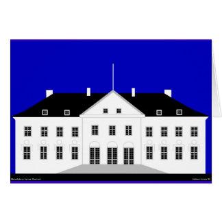 Palacio de Marselisborg Tarjeta De Felicitación