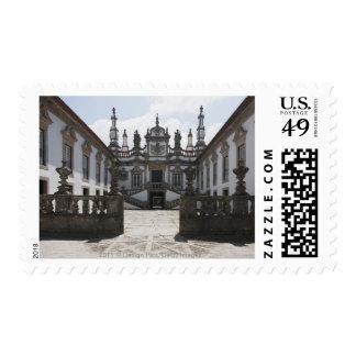 Palacio de Mateus Estampilla