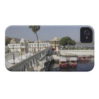 Palacio de Mindar de la punta, lago Pichola, iPhone 4 Fundas