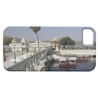 Palacio de Mindar de la punta, lago Pichola, iPhone 5 Carcasas