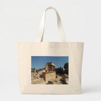 Palacio de Minoan de Knossos Bolsa De Mano