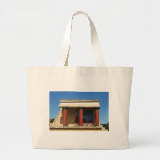 Palacio de Minoan de Knossos Bolsa Lienzo