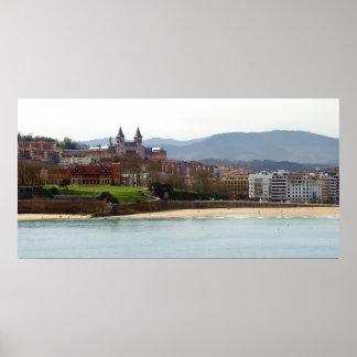 Palacio de Miramar en Donostia - San Sebastián Impresiones