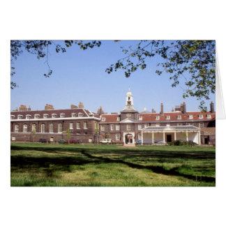 Palacio de No.33 Kensington Tarjeta De Felicitación