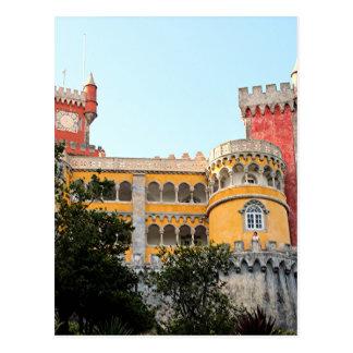 Palacio de Pena, Sintra, cerca de Lisboa, Tarjetas Postales