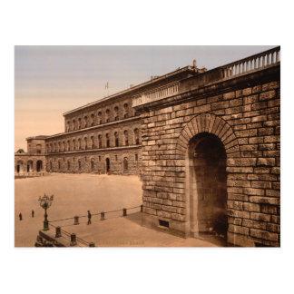 Palacio de Pitti, Florencia, Toscana, Italia Postal