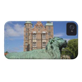 Palacio de Rosenborg, Copenhague, Dinamarca Case-Mate iPhone 4 Carcasa