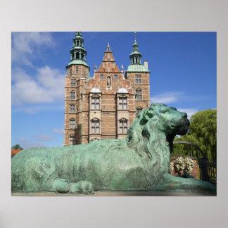 Palacio de Rosenborg, Copenhague, Dinamarca Impresiones