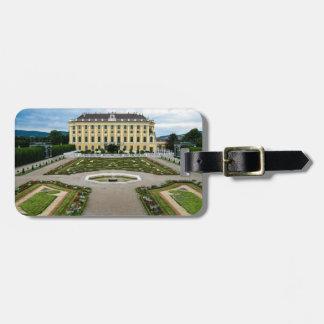 Palacio de Schonbrunn, Viena Etiquetas Bolsa