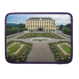 Palacio de Schonbrunn, Viena - manga de Macbook Fundas Macbook Pro