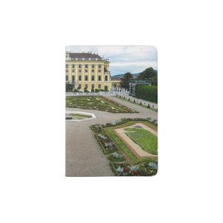 Palacio de Schonbrunn, Viena - tenedor del Porta Pasaporte